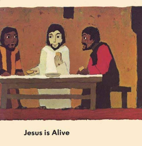 Jesus is Alive By Illustrated by Kees de Kort