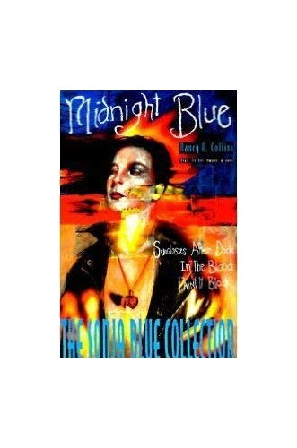 Midnight Blue Sonja Blue Collection By Nancy A Collins