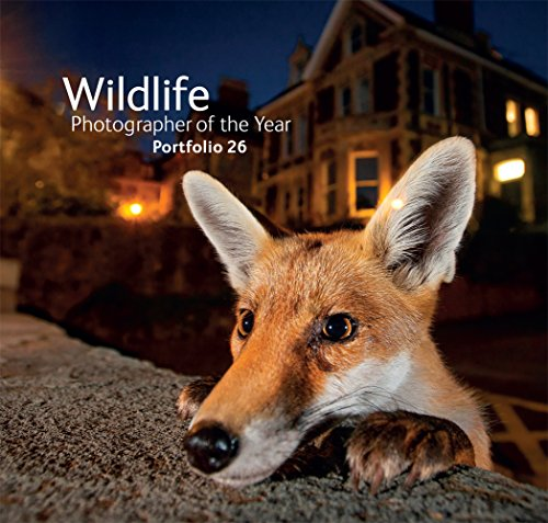 Wildlife Photographer of the Year By Rosamund Kidman Cox