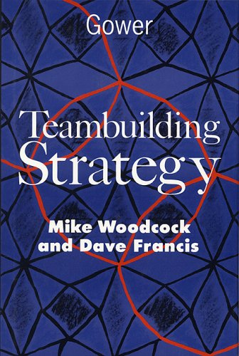 Teambuilding Strategy By Mike Woodcock