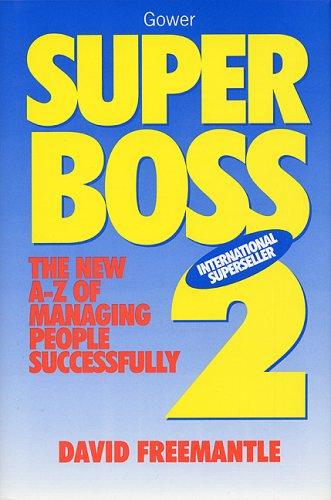Superboss 2 By David Freemantle