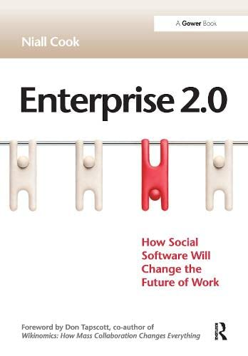 Enterprise 2.0 By Niall Cook