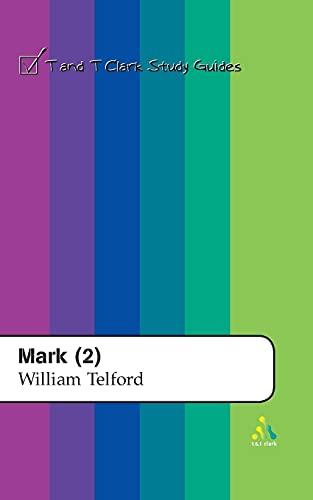 Mark By William R. Telford