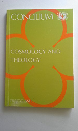 Theology and Cosmology By David Tracy