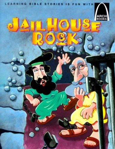 Jailhouse Rock (Arch Book) By Glynis Belec