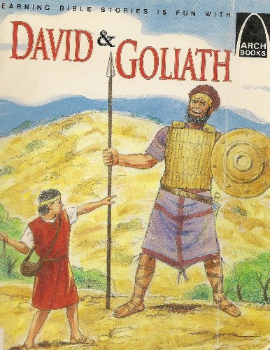 David and Goliath: Arch Book By Arch Books