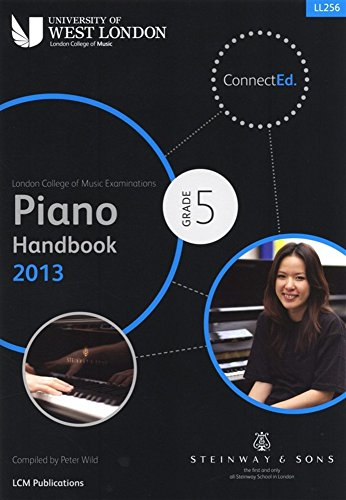 LCM Piano Handbook (2013-2017) Grade 5 By Author: London College of Music