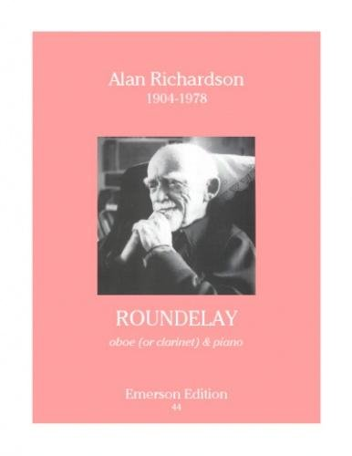 Richardson: Roundelay (Oboe/Clarinet & Piano) By Alan Richardson