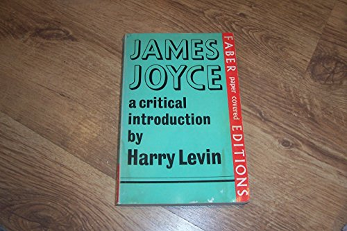 James Joyce By Harry Levin