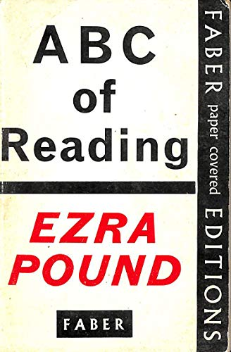 A. B. C. of Reading By Ezra Pound