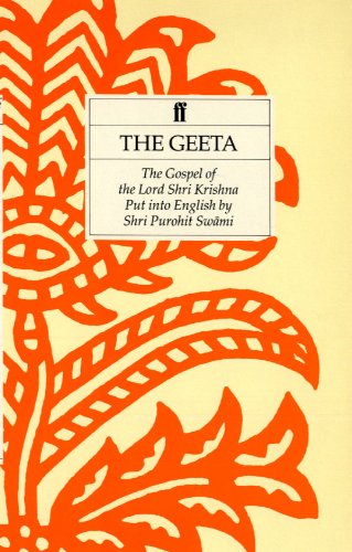 Geeta By Translated by Shri Swami Purohit