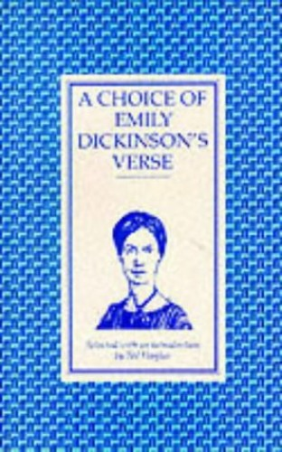 A Choice of Verse by Emily Dickinson