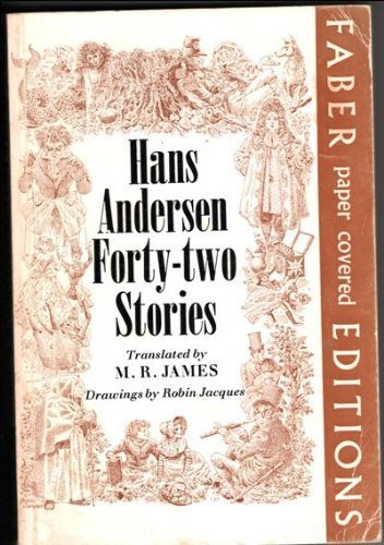 Forty-two Stories By Hans Christian Andersen