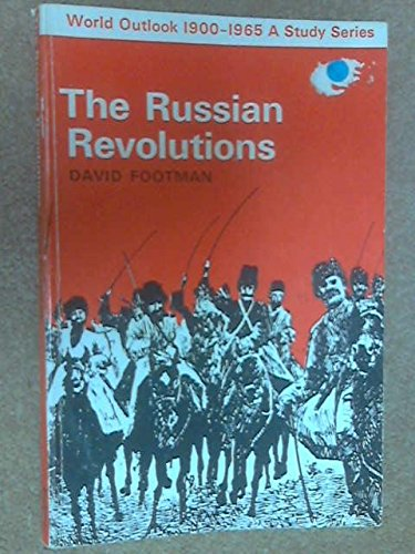 Russian Revolutions By David Footman