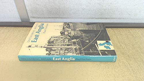 East Anglia (Discovering Britain S.) by Fincham, Paul Hardback Book The Cheap