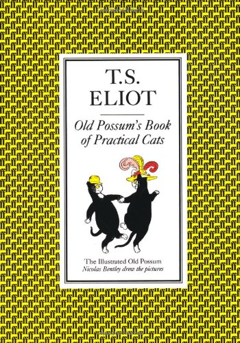 The Illustrated Old Possum by T. S. Eliot