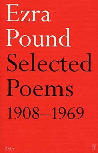 Selected Poems 1908-1969 By Ezra Pound