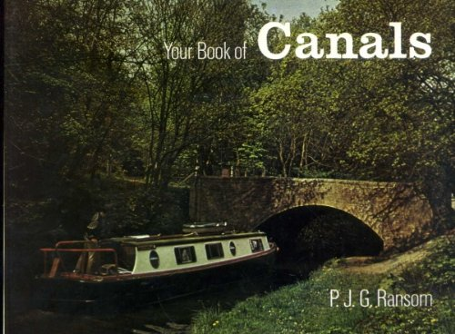 Your Book of Canals By P. J. G. Ransom