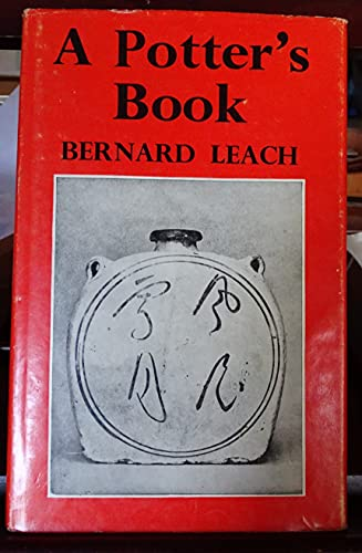 Potter'S Book By Bernard Leach