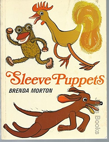 Sleeve Puppets By Brenda Morton