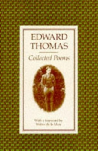 Collected Poems By Edward Thomas