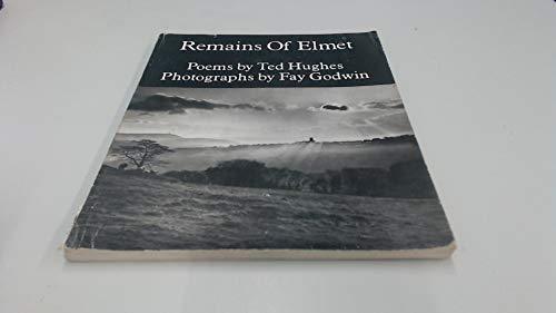 Remains of Elmet by Hughes, Ted Paperback Book The Cheap Fast Free Post