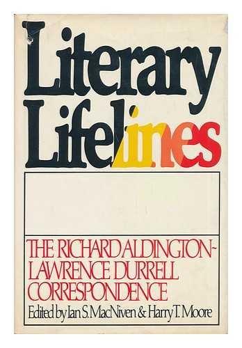 Literary Lifelines By Richard Aldington