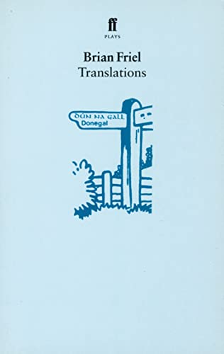 Translations (Faber Paperbacks) By Brian Friel