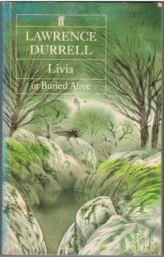 Livia or Buried Alive By Lawrence Durrell