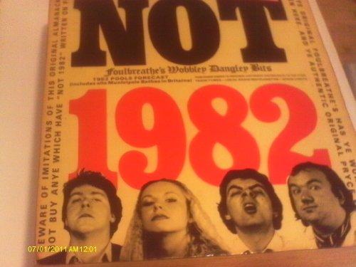 Not 1982 By Douglas Adams Et Al