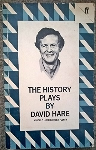 an analysis of the play of david hare A review, and links to other information about and reviews of stuff happens by david hare a literary saloon & site of review stuff happens is a play.