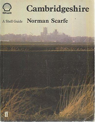 Cambridgeshire By Norman Scarfe