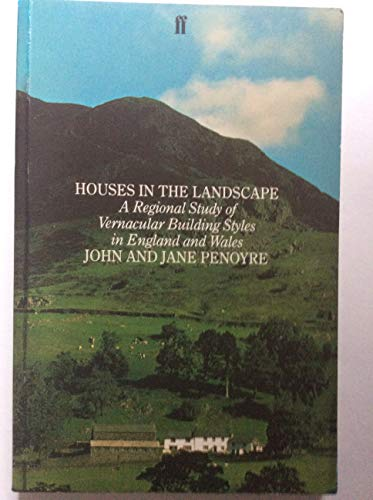 Houses in the Landscape By John Penoyre