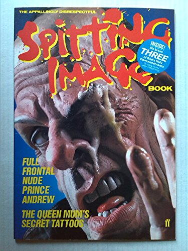 """Spitting Image"" Book By Edited by John Lloyd"