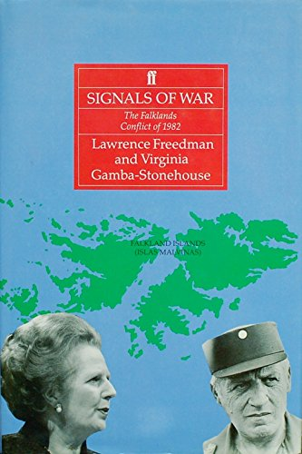 Signals of War By Lawrence Freedman