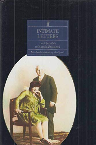 Intimate Letters By Leos Janacek