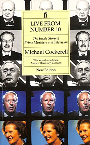 Live from Number Ten By Michael Cockerell