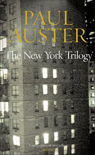 New York Trilogy (Faber Classics) By Paul Auster