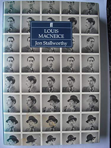 Louis MacNeice By Jon Stallworthy