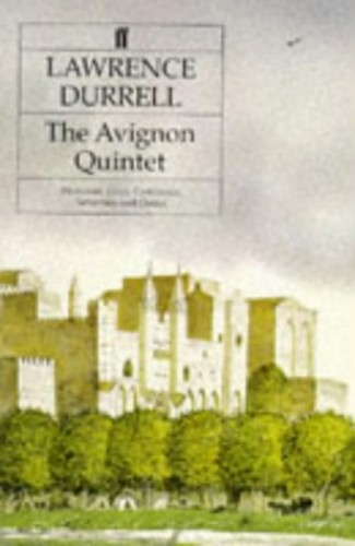 The Avignon Quintet By Lawrence Durrell