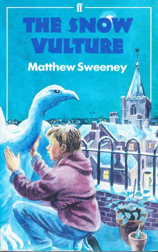 The Snow Vulture By Matthew Sweeney