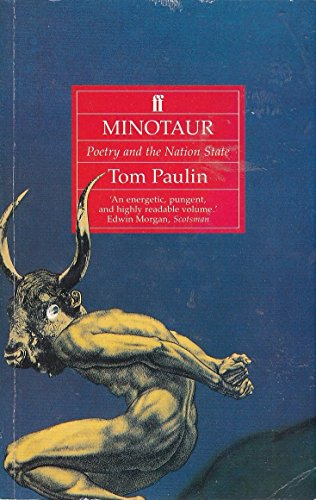 Minotaur By Tom Paulin