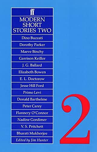 Modern Short Stories II By Edited by Jim Hunter