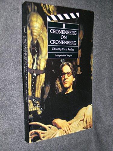 Cronenberg on Cronenberg By Chris Rodley