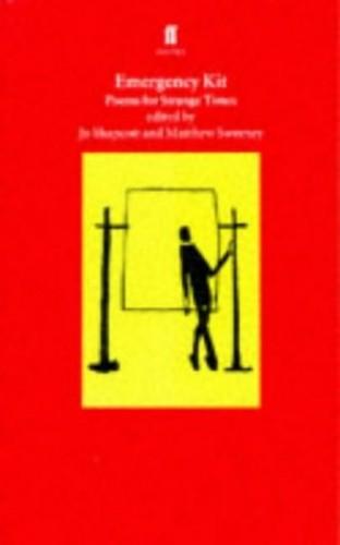 Emergency Kit By Edited by Jo Shapcott