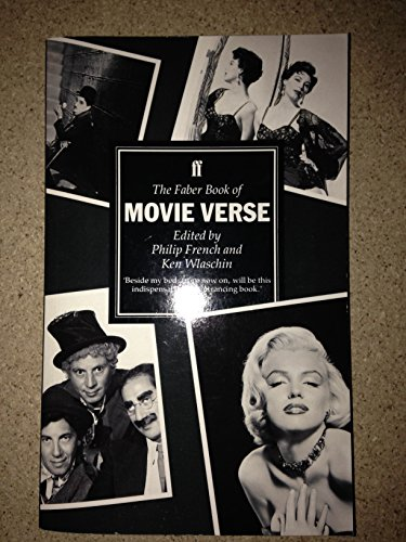 Faber Book of Movie Verse By Philip French