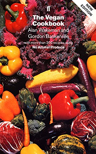 The Vegan Cookbook By Alan Wakeman