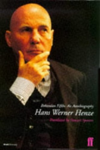Bohemian Fifths By Hans Werner Henze