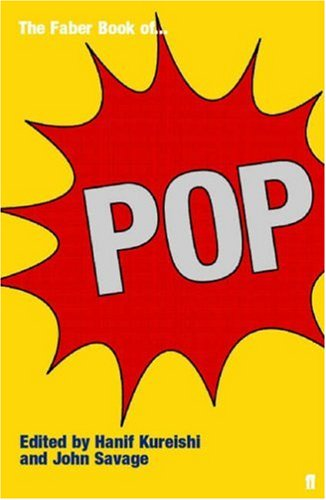 Faber Book of Pop By Jon Savage
