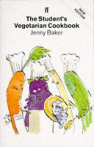 The Student's Vegetarian Cookbook By Jenny Baker